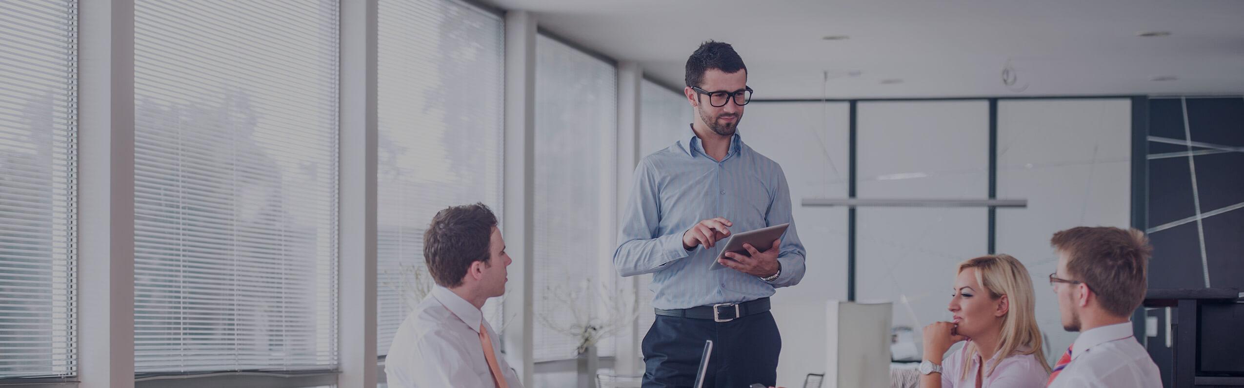 Begeleiding en advies op maat voor uw IT vraagstukken